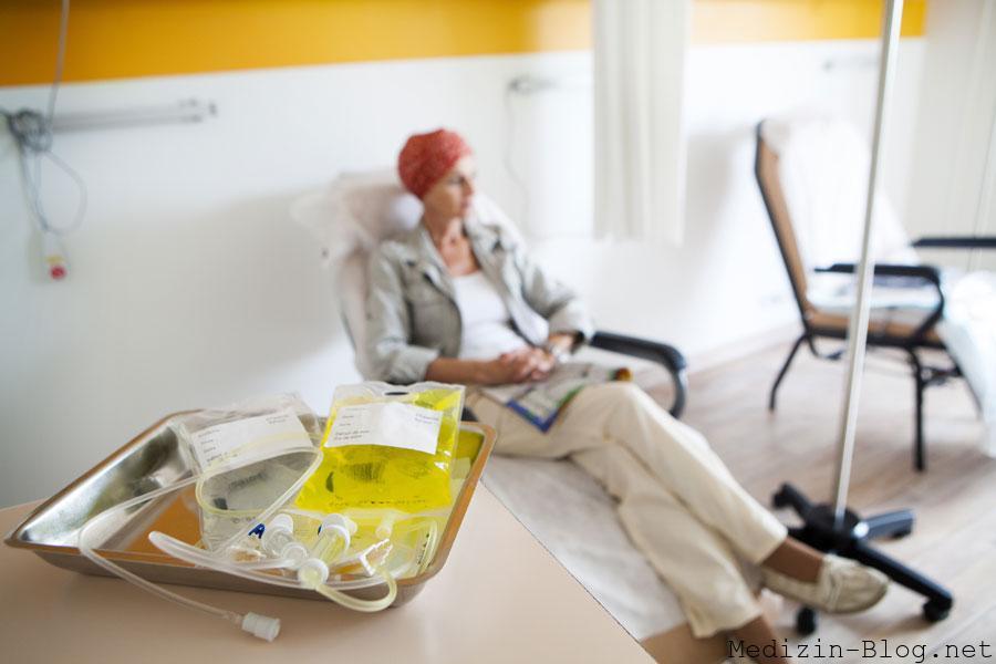 Chemotherapie-behandlung